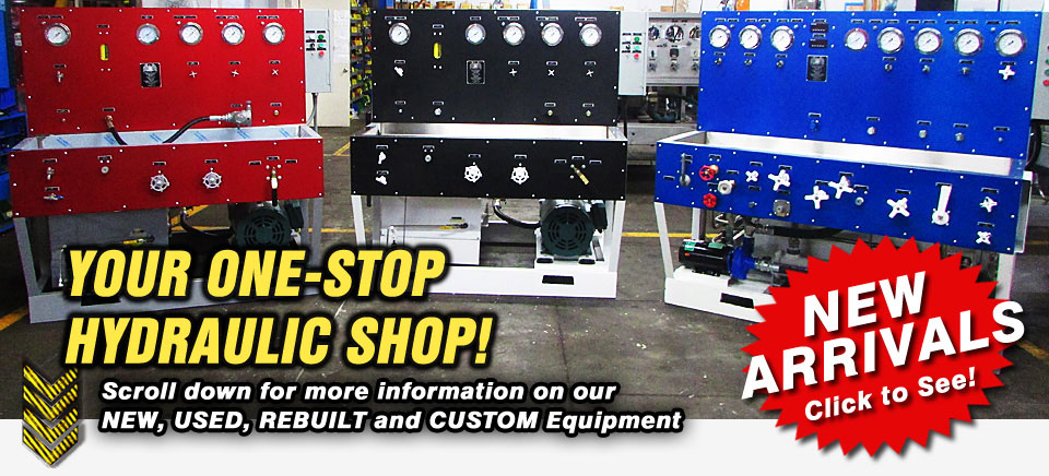 American Lab u0026 Systems & Hydraulic Test Stands Mules and Rentals - American Lab u0026 Systems ...