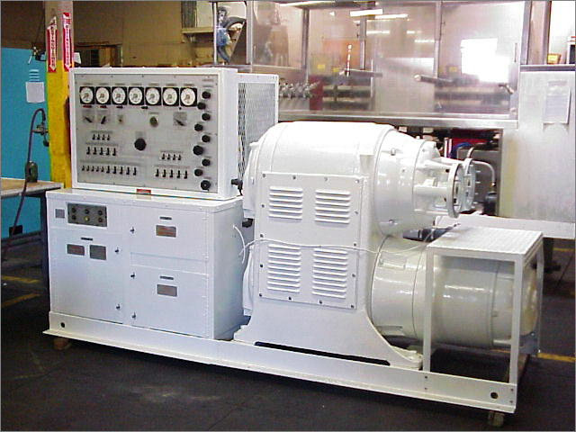 Tsvd 101 Dual Head System Aircraft Generator Test Stand